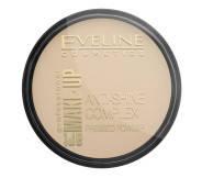 EVELINE cosmetics Матирующая минеральная пудра с шелком ANTI-SHINE COMPLEX - 31 TRANSPARENT