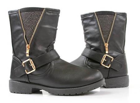 Женские ботинки MABER