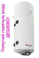 Бойлер косвенного нагрева Eldom Green Line Eureka 80 WV08039SLD 2x1.0 kW 0,49 m² SLIM левая подводка