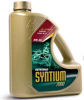 Масло моторное синтетическое SYNTIUM : 0W30 , 0W40, 5W30, 5W40