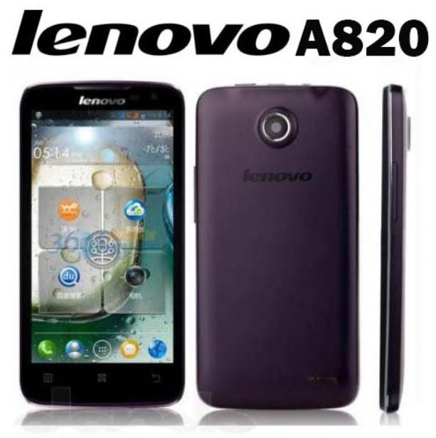 ..: Lenovo A820