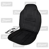 Накидка с подогревом на автомобильное сидение Elegant Plus 96х46 см (102557)