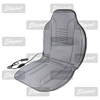 Накидка с подогревом на автомобильное сидение Elegant Plus 96х46 см (102556)