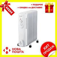 Масляный радиатор Maestro MR-950-11 | обогреватель для дома | батарея | тепловентилятор Маэстро, Маестро