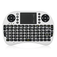 Беспроводной манипулятор Rii Mini i8 Клавиатура с тачпадом 2.4G, фото 1