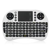 Беспроводной манипулятор Rii Mini i8 Клавиатура с тачпадом 2.4G