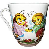 """Кружка (чашка) керам 200мл Бриз Жу-жу """" Любава"""""""
