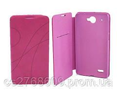 "Чехол книжка ""ОСКАР"" iPhone 4 рожевий"