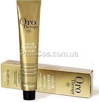 Fanola Keratin Oro Puro Безаммиачная крем краска для волос с кератином и золотом, 100 мл