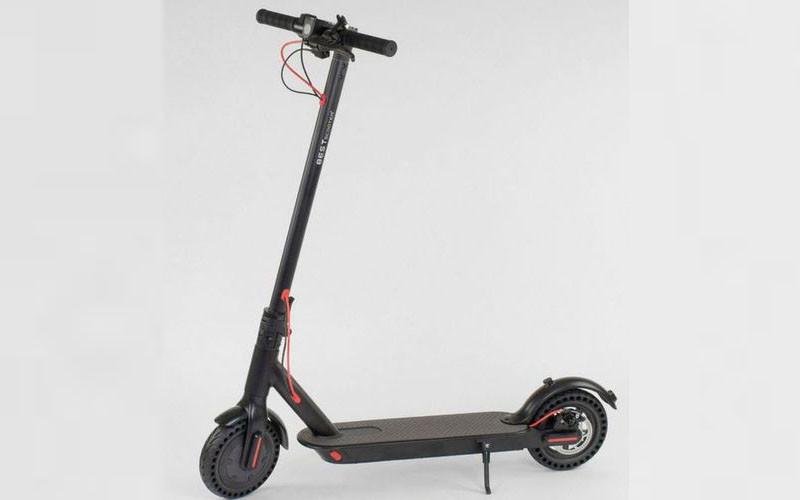 Електросамокат Best scooter SD-3678 чорний