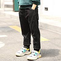 Джинсы детские утепленные Fashion style Berni (120)