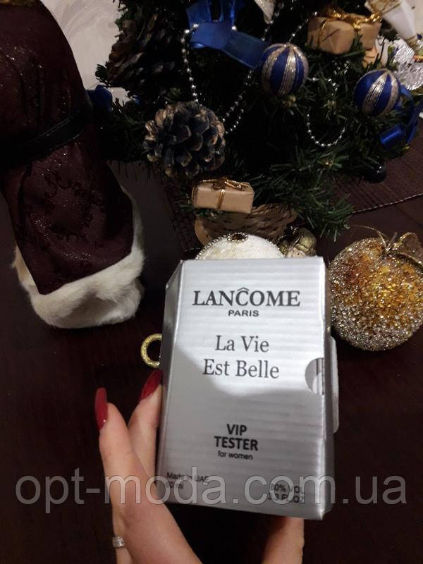 VIP тестер жіночий LANCOME La Vie Est Belle (Ланком Ла Ві Їсть Белл) 60 мл