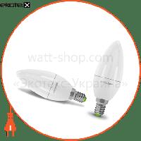 "Eurolamp EUROLAMP LED Лампа ЭКО серия ""P"" CL 8W E14 3000K"