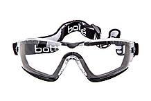 Очки защитные Bolle Cobra с оправой, ремешком и чехлом