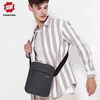 Tigernu Мужская сумка через плече для планшета и документов