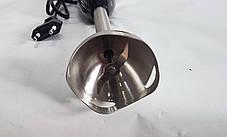 Блендер ручной с металической основой и ножами Domotec MS 5101, фото 3