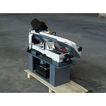 Ленточная пила по металлу 0,75 кВт FDB Maschinen SG5018 | Ленточнопильный станок 220В, фото 3