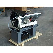 Ленточная пила по металлу 0,75 кВт FDB Maschinen SG5018 | Ленточнопильный станок 220В, фото 2