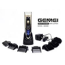 Профессиональная машинка для стрижки волос с регулировкой длины Gemei GM-800 CG21 PR4, фото 3
