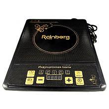 Індукційна настільна електрична плита Rainberg RB-811 CG12