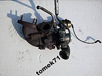 Турбина  ДВИГАТЕЛЯ OPEL ZAFIRA-A ASTRA-G 2.0 DTI