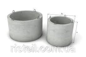 Кільця колодязів стінові КС 10-9