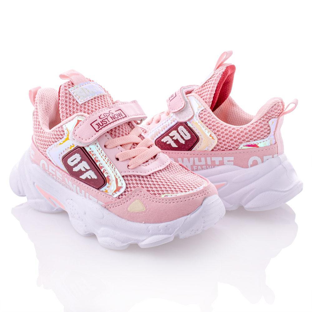 Кроссовки для девочек Yalike 26  розовый 980923