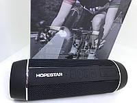 Велосипедная колонка-фонарь Hopestar P11 (Bluetooth, MP3, FM, AUX, Mic)