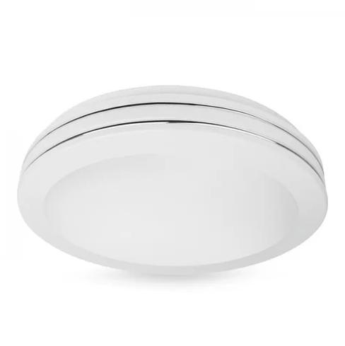 Светодиодный cветильник накладной AL555 33W 5000K круглый белый Код.59722