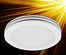 Светодиодный cветильник накладной AL555 33W 5000K круглый белый Код.59722, фото 3