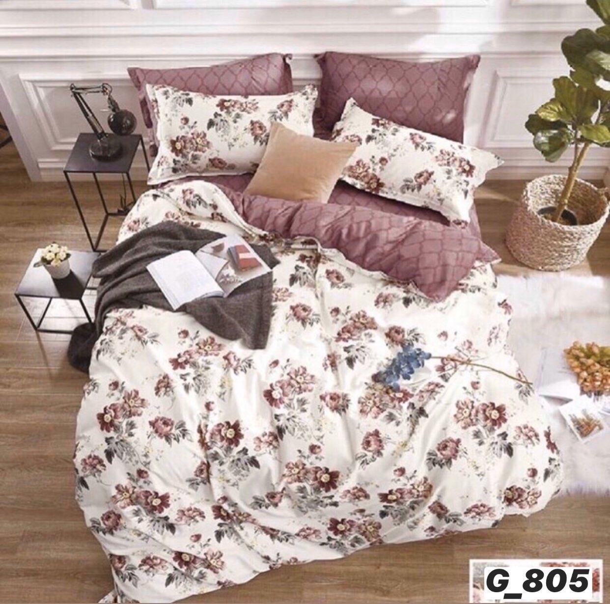 Семейное постельное бельё из хлопка