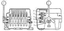 ККТ-69А - силовой кулачковый контроллер, фото 3