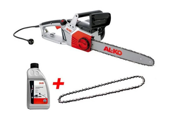Электропила AL-KO EKS 2400/40 (Дополнительно: цепь, масло)