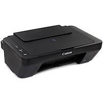 3 в 1: МФУ CANON E414 + СНПЧ Черный печать фото текста сканирование фотостудия принтер сканер копир хит, фото 2