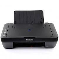 3 в 1: МФУ CANON E414 + СНПЧ Черный печать фото текста сканирование фотостудия принтер сканер копир хит, фото 3