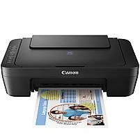 3 в 1: МФУ CANON E414 + СНПЧ Черный печать фото текста сканирование фотостудия принтер сканер копир хит, фото 4