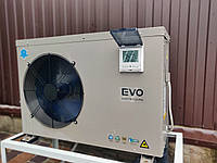 Нагрейте ваш бассейн в 2 раза дешевле с помощью теплового насоса EVO Inverter