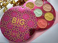 Огромный круг Big Blush. Палитра для макияжа