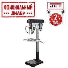 Вертикально-сверлильный станок JET JDP-20FT (0.85 кВт, 32 мм, 380 В)