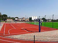 Будівництво спортивних майданчиків, фото 1