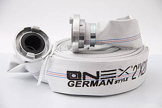 """Шланг зі з'єднаннями ONEX OX-801 2"""" 20м для вигрібних та каналізаційних ям"""