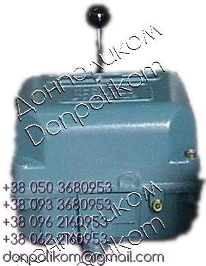 ККТ-66А - крановый кулачковый контроллер