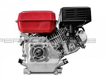 Двигатель (В сборе)  на Мотоблок 170F (7,5 Hp Лошадиных Сил) (вал Ø 25мм, под шлиц) EVO