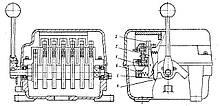 ККТ-68А - крановый кулачковый контроллер, фото 2