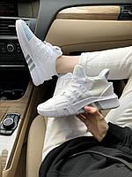 Женские кроссовки Adidas Equipment Bask ADV White, Реплика, фото 1