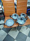 Набір посуду 7 предметів з гранітним покриттям Benson BN-577, фото 3