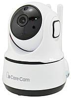 Беспроводная поворотная IP камера WiFi microSD CareCam 988 2 Мп (14067)