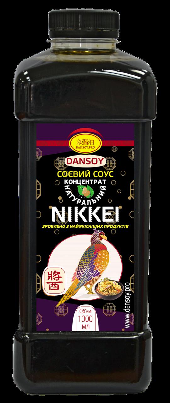 Соевый соус для кролика Nikkei 1л 🦑 от ТМ Дансой
