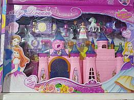 Ігровий набір Замок принцеси SG-2973 з меблями та каретою
