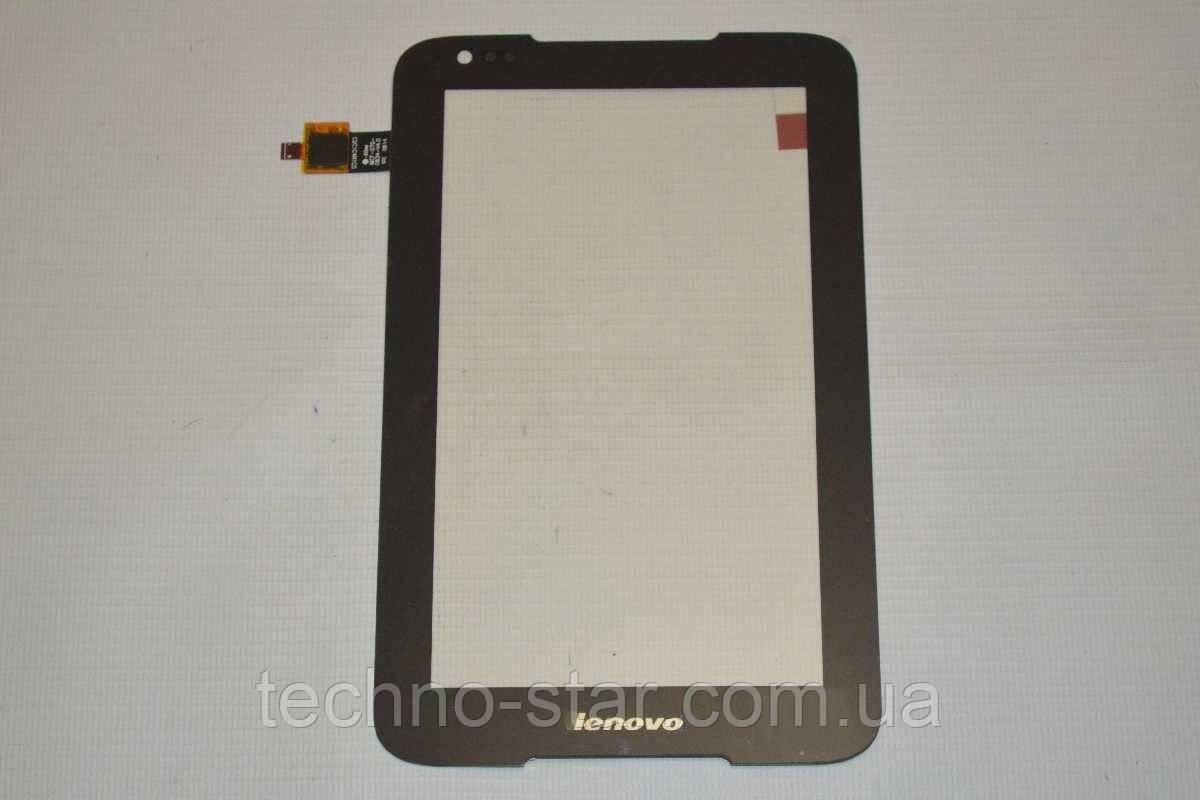 Оригинальный тачскрин / сенсор (сенсорное стекло) для Lenovo IdeaTab A1000 (черный цвет)